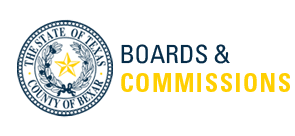 Boards & Commissions: Back to Home