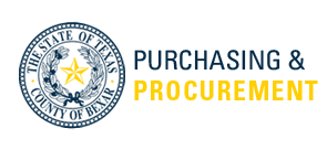 Purchasing & Procurement: Back to Home