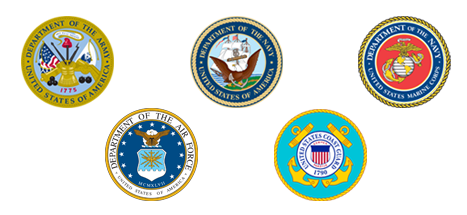 Military Branch Seals