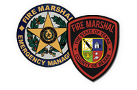 Fire Marshal's Office Emblems