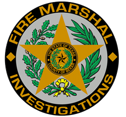 Fire Marshal Investigations Seal