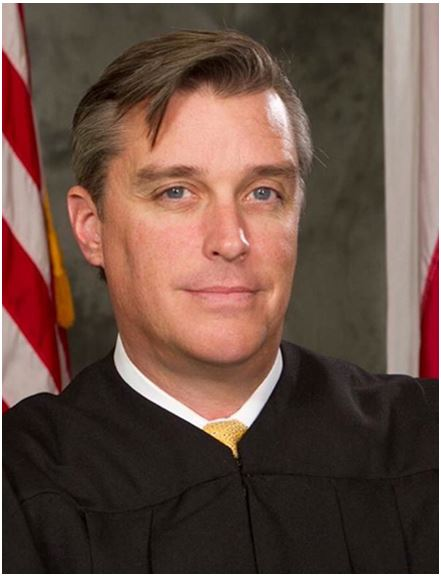 Honorable Judge Jefferson Moore