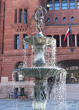Justice Fountain