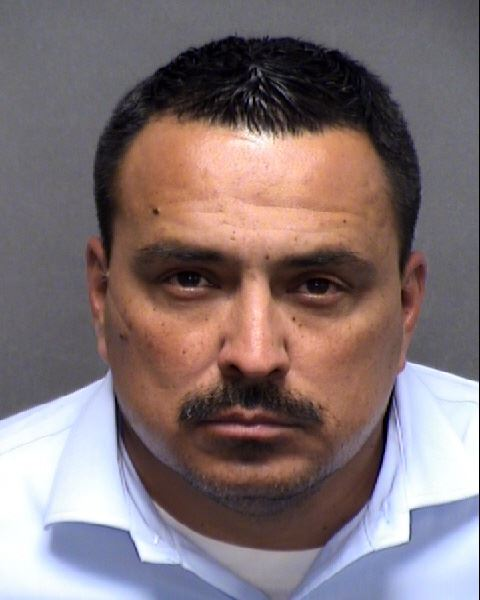 Bexar County Jail booking photo for Jose Hernandez